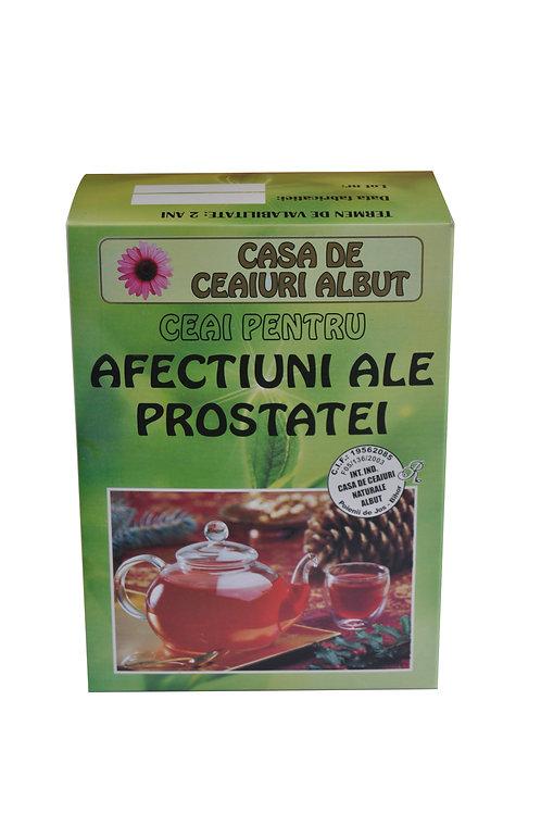 Ceai pentru Afectiuni ale Prostatei