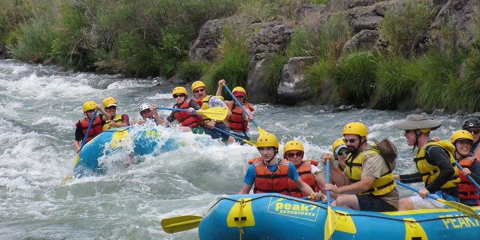 Deschutes Rafting Trip
