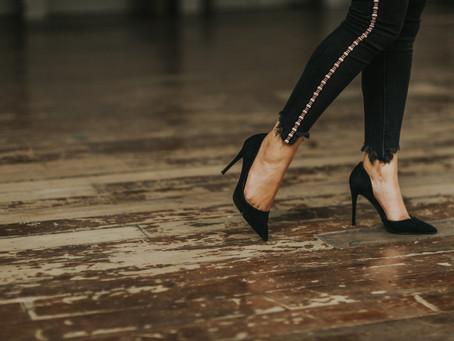 5 Simple Steps To Decrease Foot Pain From Wearing High Heels
