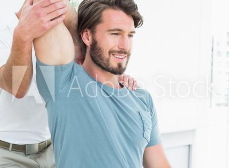 Shoulder Pain Rehab for Athletes