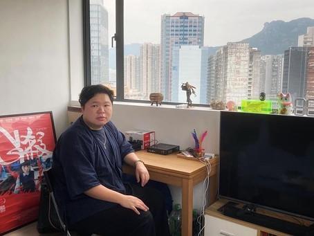 【 導演鄰居在小區 】