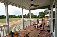 main cottage front porch