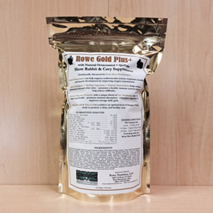 Rowe Gold Plus +