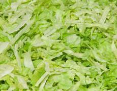 Chopped or Shredded Lettuce