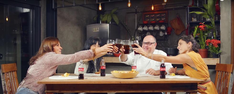 Juntos na Mesa - Coca-Cola + Vice