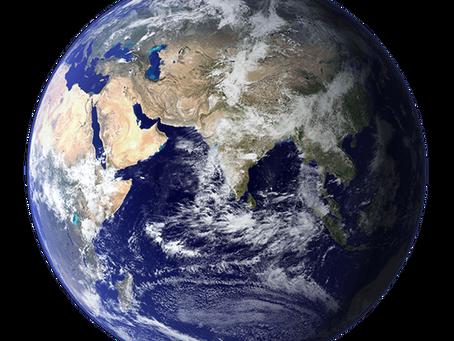 Lettre de décembre 2020 - Ca bouge sur la Terre !