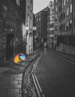 Lost rainbow