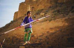 The Rope walker
