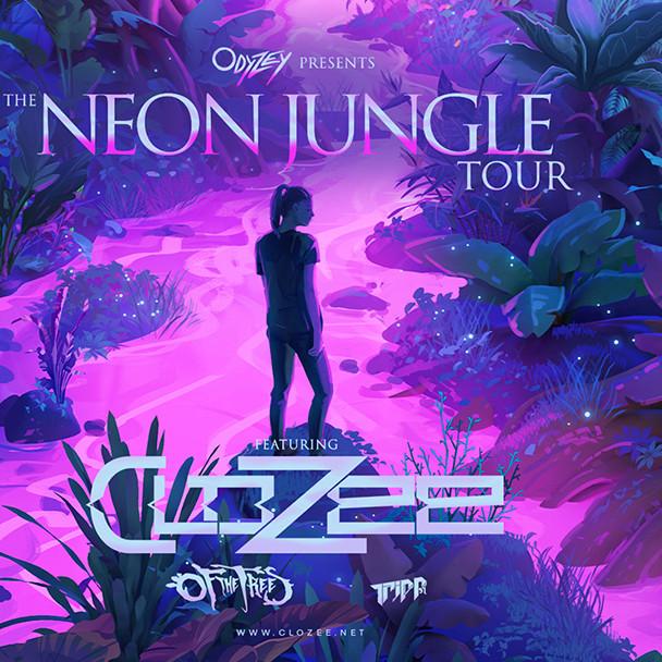 CloZee: The Neon Jungle Tour