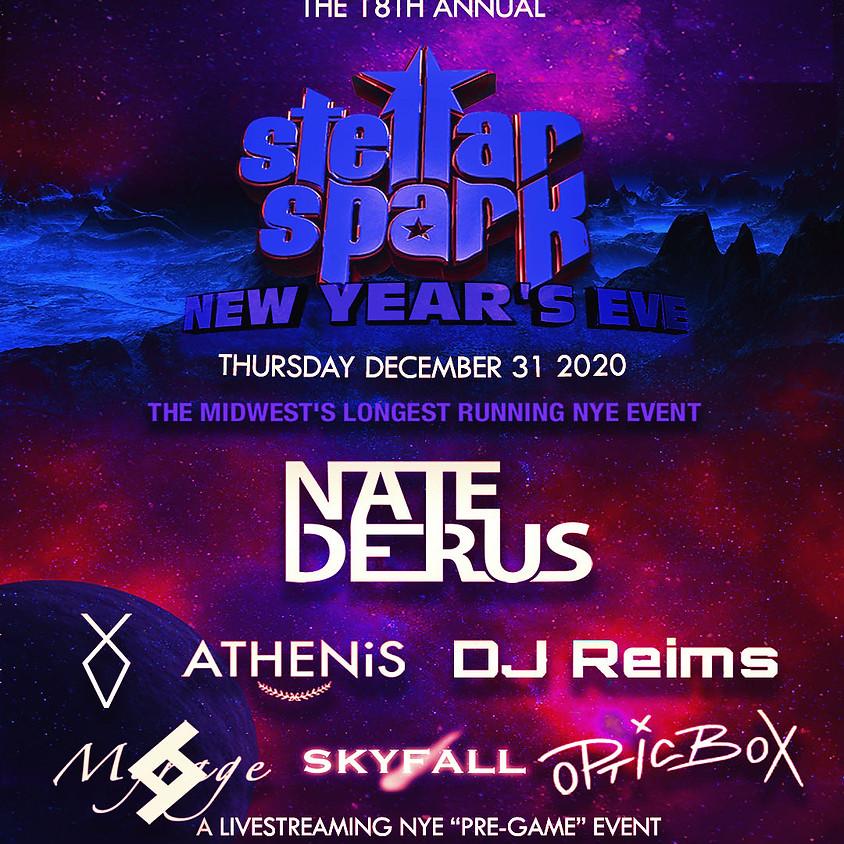 18th Annual Stellar Spark NYE
