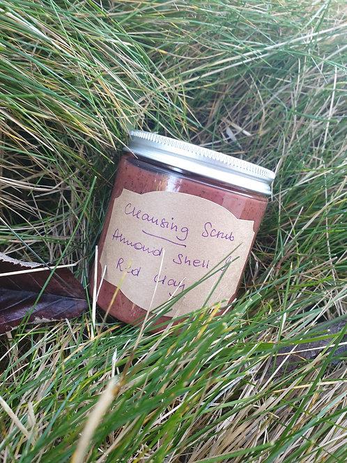 Scrub -Red Clay / Peeling - Czerwona Glinka