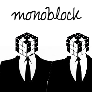 monoblock artist