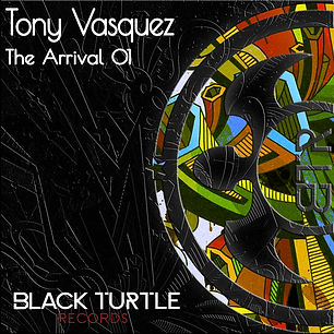 Tony Vasquez - The Arrival 01