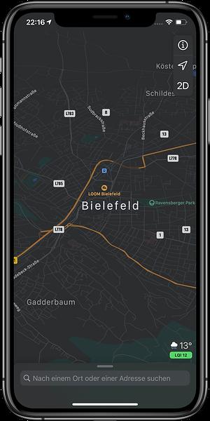 Web-Boost Bielefeld AppleConnect