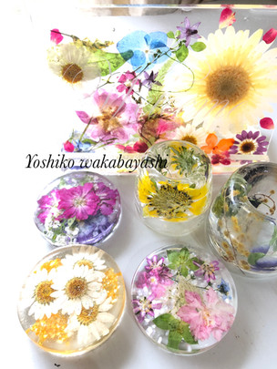 FLOWER RESIN COUTURE