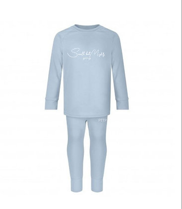 Small but Mighty lounge set - pastel blue