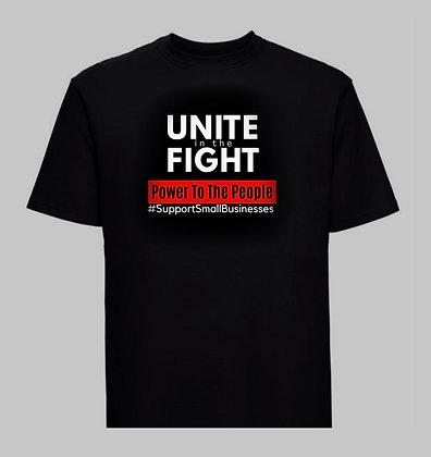Unite - #SupportSmallBusinesses T-Shirt