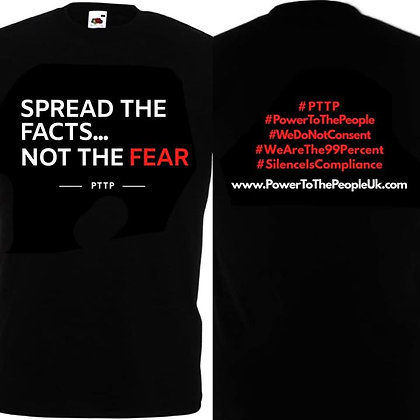 Spread The Facts T-shirt