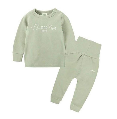 Small but Mighty lounge set - pastel green
