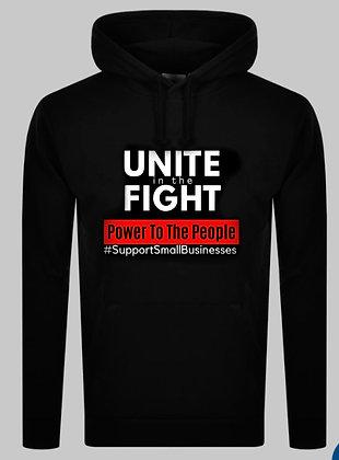 Unite - #SupportSmallBusinesses Hoodie