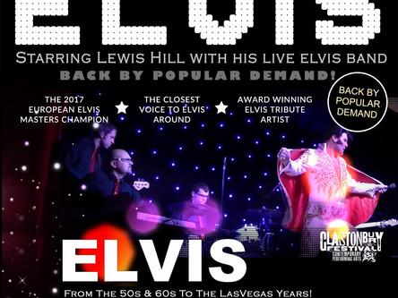 Elvis (Lewis Hill)
