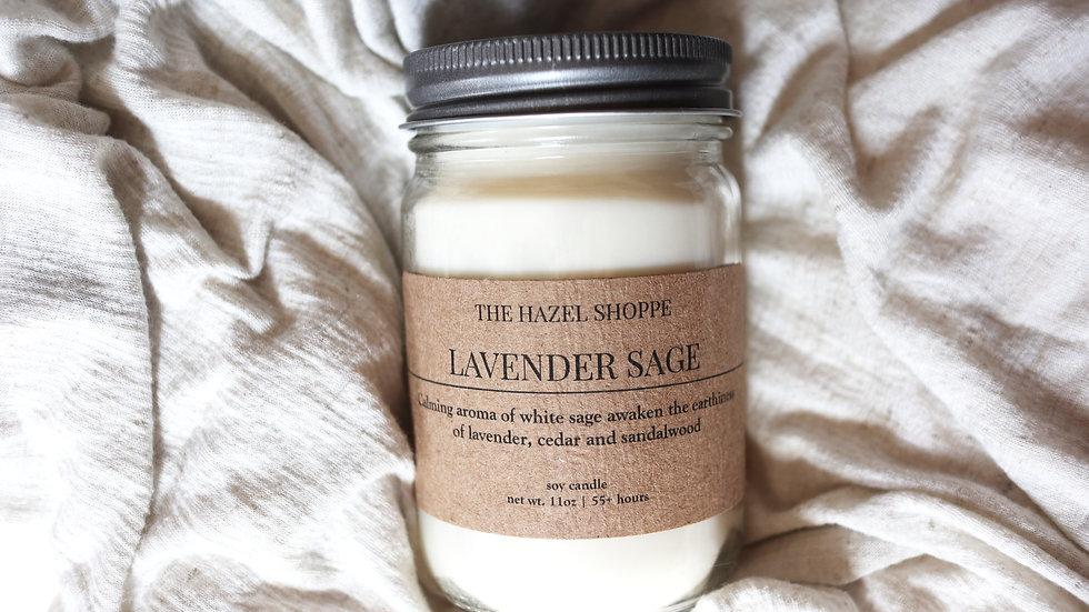 Lavender Sage Aroma