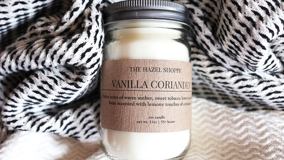 Vanilla Coriander Aroma