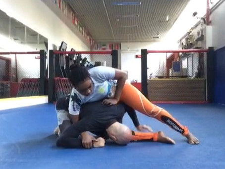 BGWG BJJ Lab #1 - Side Ride to Crucifix: Set-up and Submissions
