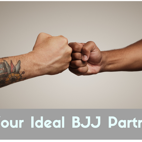 Finding your Ideal Partner… In Jiu-Jitsu