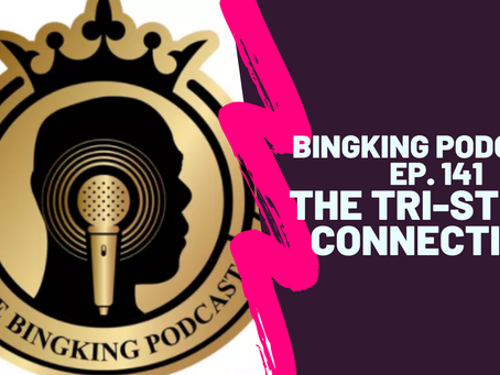 The BingKing Podcast: Episode 141 with Me Jess D!