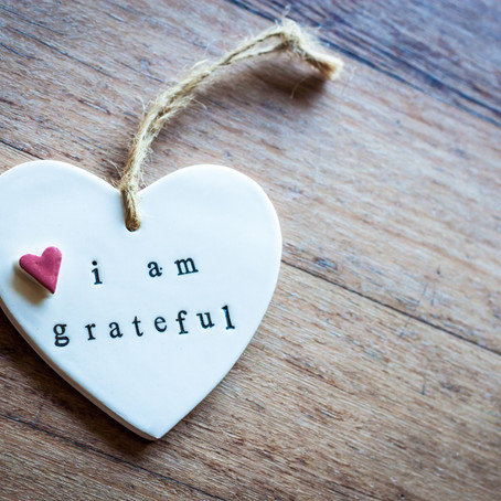 Gratitude: Go Get You Some!