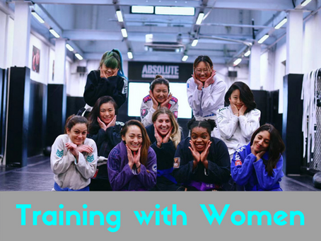How Training Martial Arts with Other Women Helped Me Improve in all Facets of Life