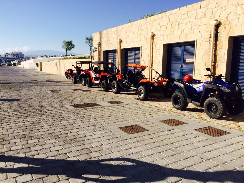 limassol marina buggies for hire by atlas rentals