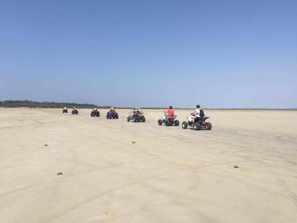 salt lake acrotiri limassol cyprus quad safaris