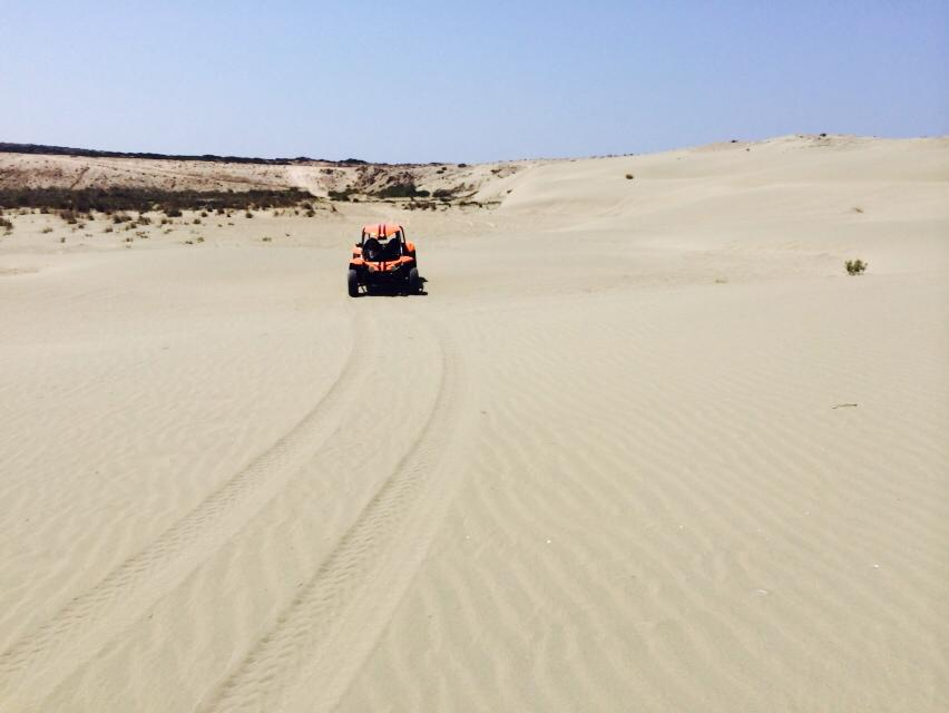 the sand hills curium quad safari Atlas rentals