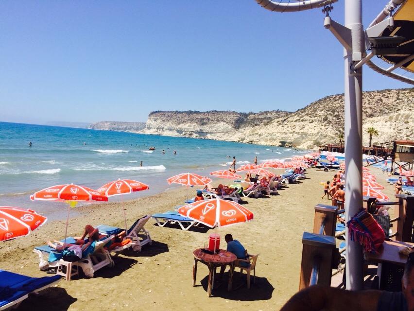 Kourion Beach Quad safaris by atlas rentals cyprus