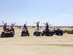 3 hours Quad & Baggy Safaris by Atlas Rentals. things to do in Limassol Cyprus