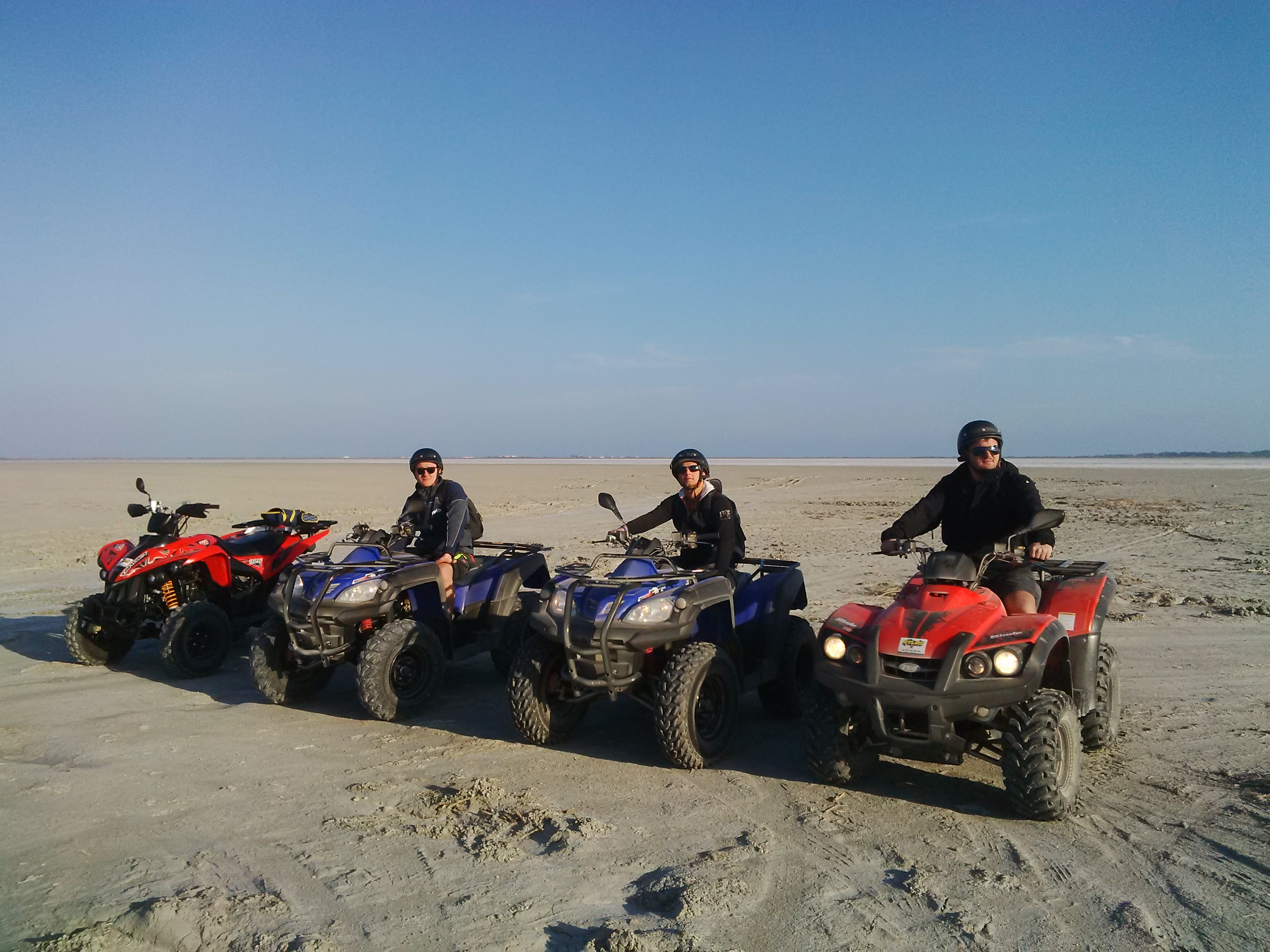 limassol salt lake adventurous day out fun atlas rentals 3&5hrs atlas rentals limassol