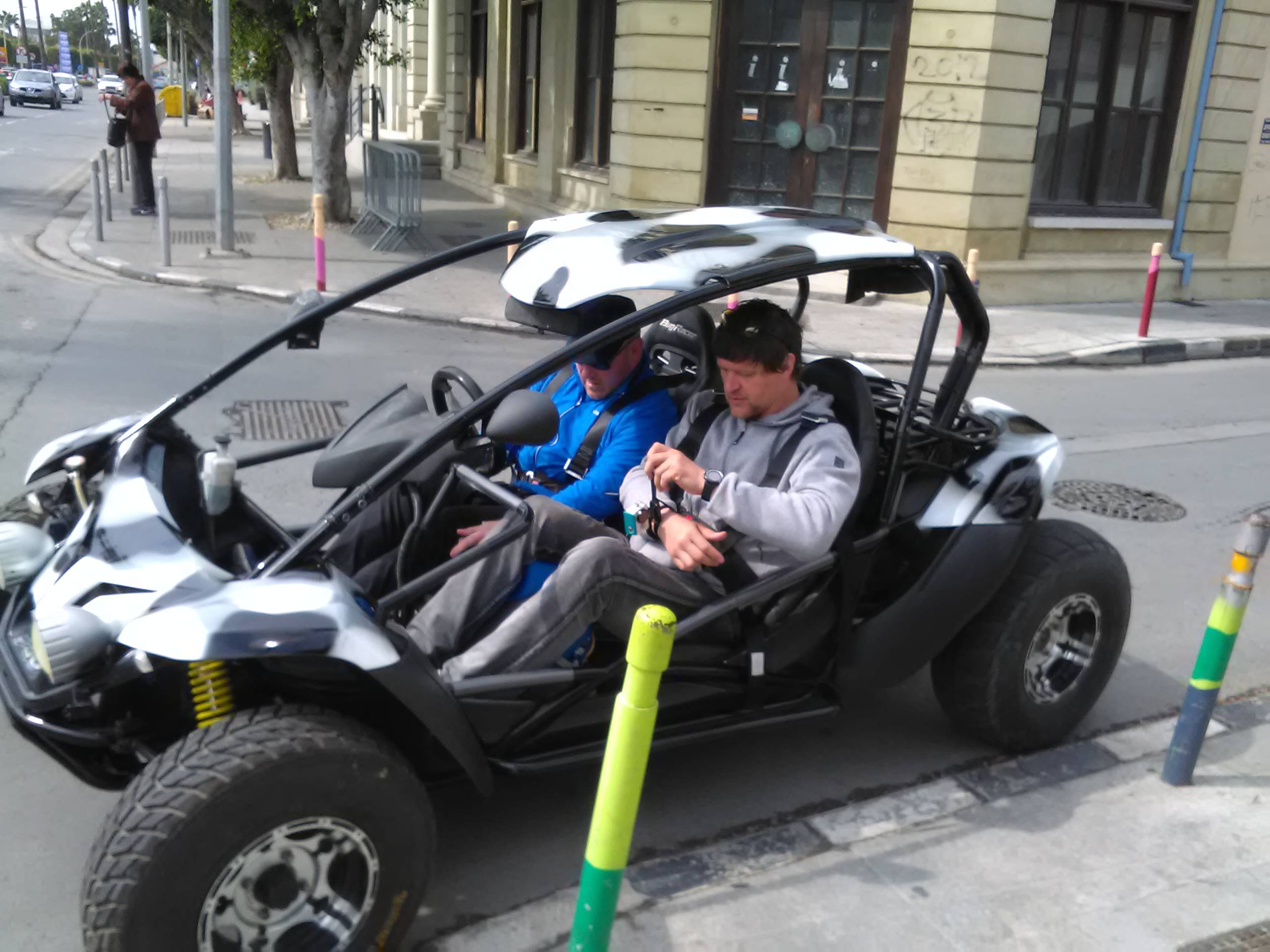 buggy hires in limassol