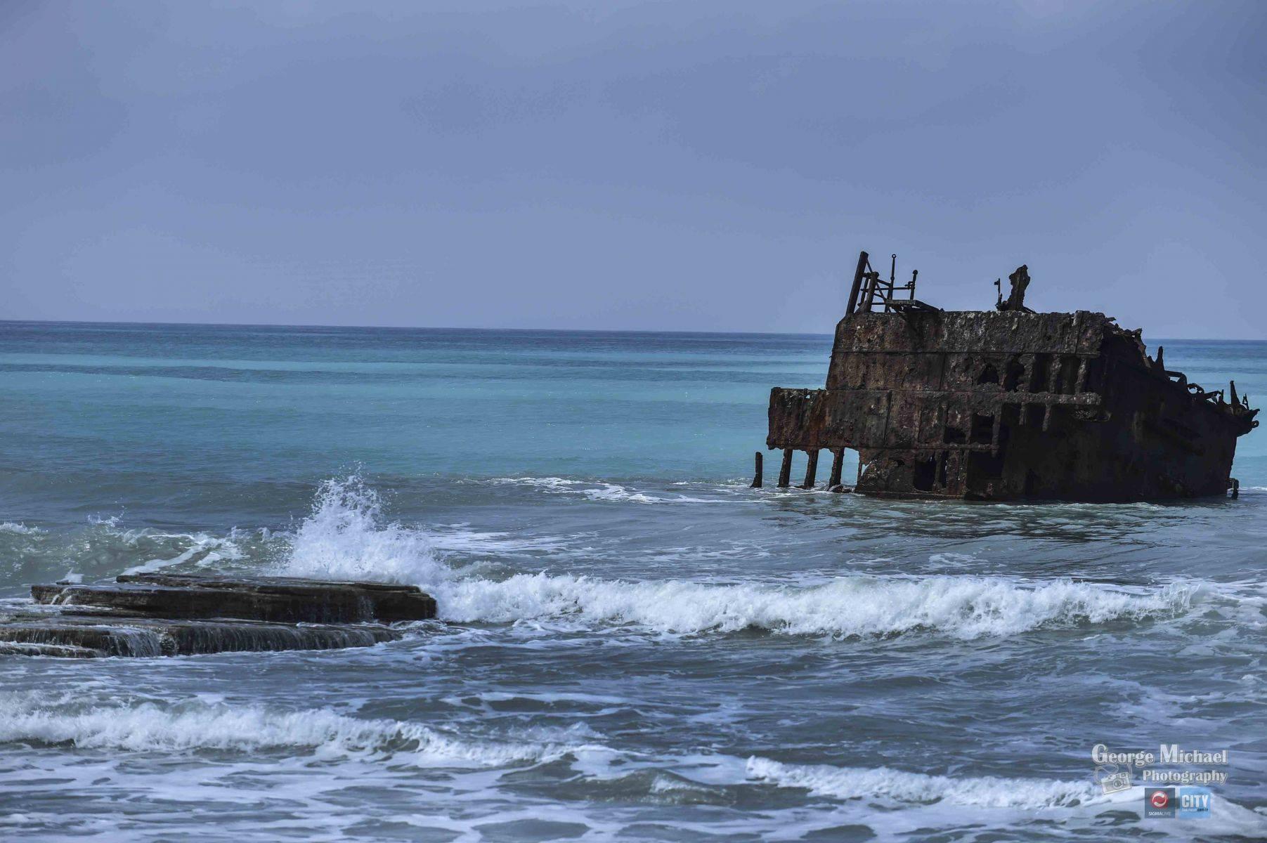 acrotiri shipwreck quad safari Limassol Cyprus Atlas rentals
