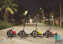 hire bike escooter miku ebike by atlas rentals Limassol Cyprus