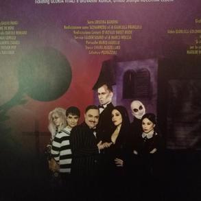 La Famiglia Addams il musical