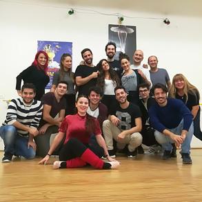 Cast di Spamalot il Musical