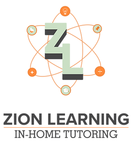 zion learning in home tutoring t-shirt l
