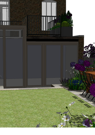 Design rendering.