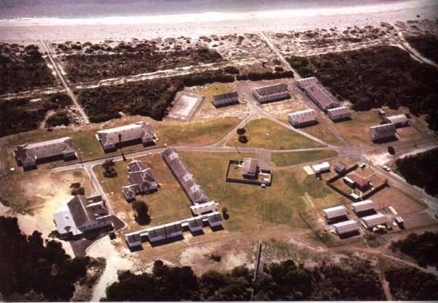Woodman Point aerial view 4 c1970s