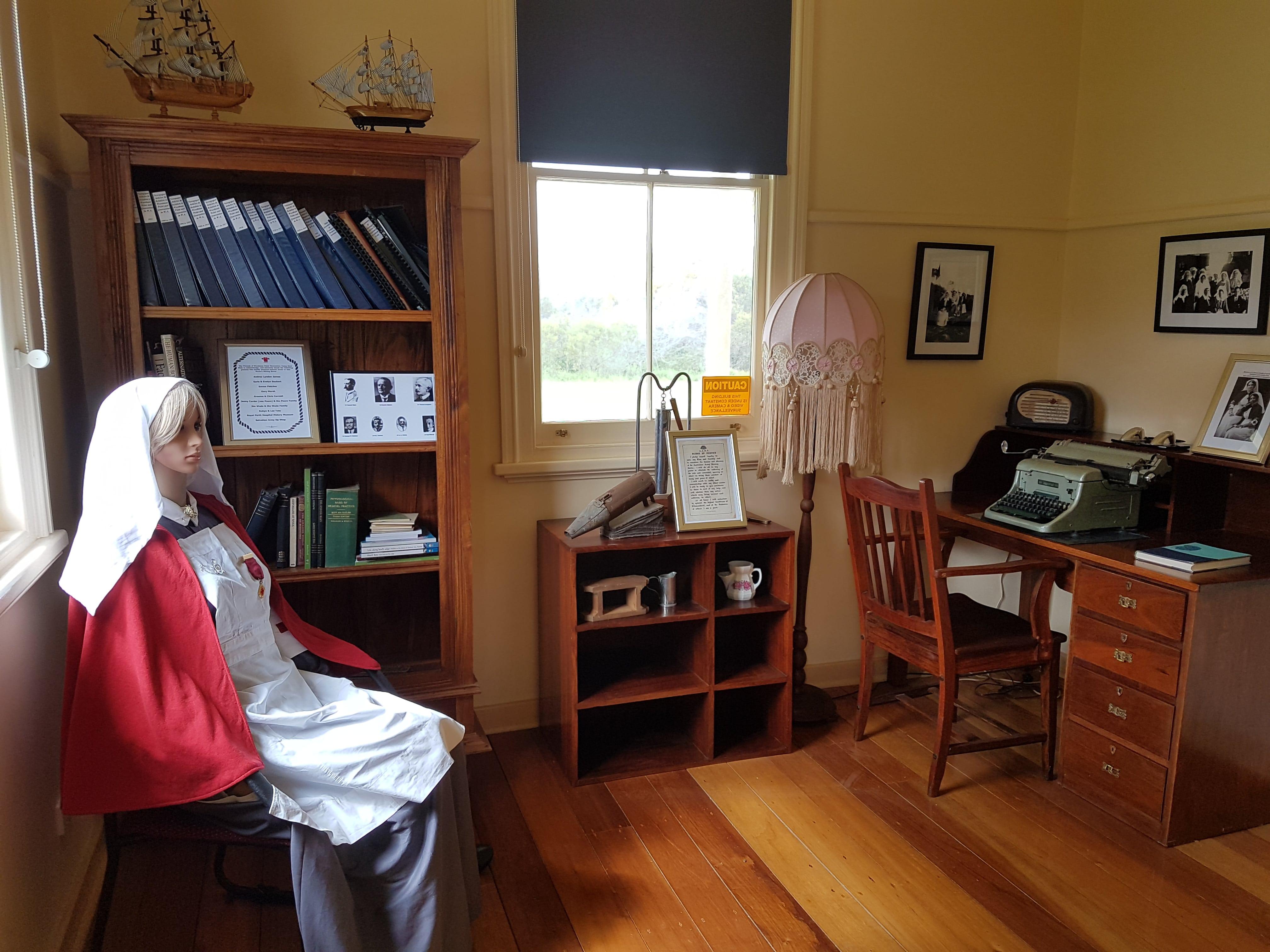 Nurses' Room