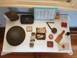 Military Room items