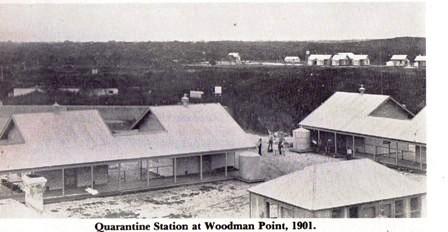 Woodman Point c1901