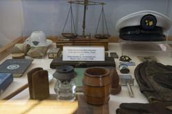 Quarantine museum items 1